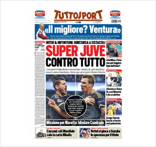 Tutto Sport - Quotidiano